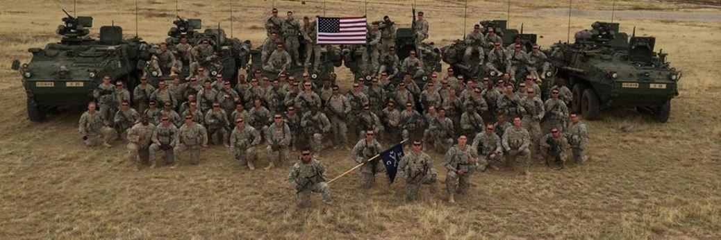 2nd Battalion, 23rd Infantry Regiment (2-23 IN), 1st Stryker