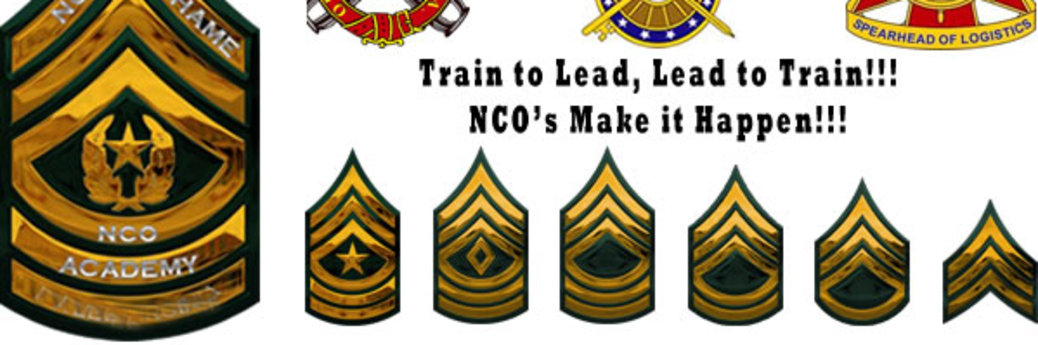 Senior Leaders Course (SLC formerly ANCOC) graduates