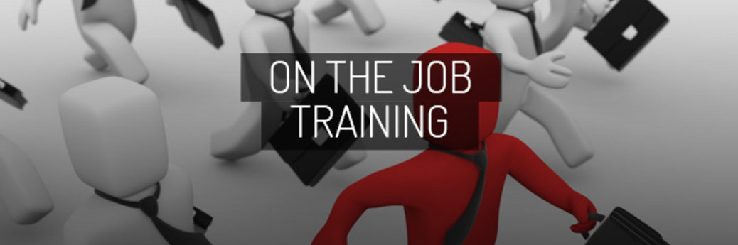local literature about on job training Apprenticeship is learning a skilled occupation through both on-the-job training and related classroom instruction eligible training provider list (etpl) eligible training provider list - this is a list of all approved training providers statewide.