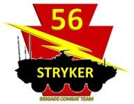 56th Stryker Brigade Combat Team