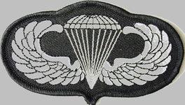 Basic Parachutist Badge