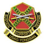 Yongsan Garrison, South Korea