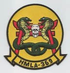 Light Attack Helicopter Squadron 369