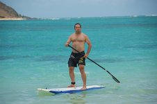 Paddle Boarding (SUP)