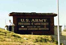 Presidio of Monterey, CA