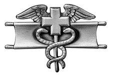 Expert Field Medical Badge EFMB