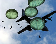 Light Weapons Infantry Parachute
