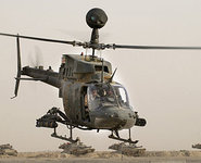 OH-58D/ARH Helicopter Repairer
