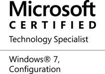 MCTS: Windows 7, Configuration
