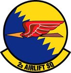 2nd Airlift Squadron