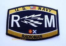 """Radioman """"A"""" School"""
