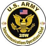 Telecommunications Operations Chief