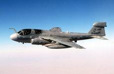EA-6B Electronics Warfare Officer