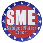 Subject Matter Expert (SME)