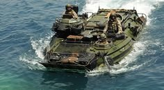 Assault Amphibious Vehicle (Aav) Officer