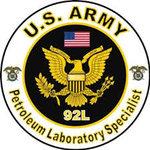 Petroleum Laboratory Specialist