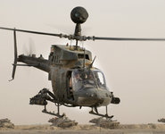 Utility/Observation Helicopter Pilot