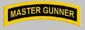 Master Gunner