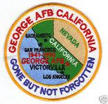George AFB, CA