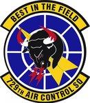 729th Air Control Squadron, Hill AFB