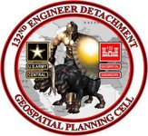 132nd Engineer Detachment Geospatial Planning Cell