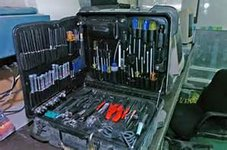 Electronic Communications and Cryptographic Equipment Systems Repairman