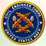 Civil Engineer Corps (i.e. Seabee) Officer