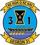Destroyer Squadron 31