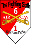 1st Squadron, 6th Cavalry Regiment