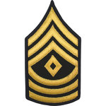 First Sergeant Course US Army Sergeants Major Academy (USASMA)