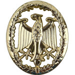 German Armed Forces Proficiency Badge (Gold)