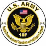 Special Forces Intelligence Sergeant