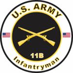 Infantry Reclass Course (11B)