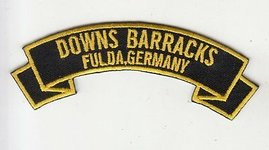 Downs Barracks, Germany