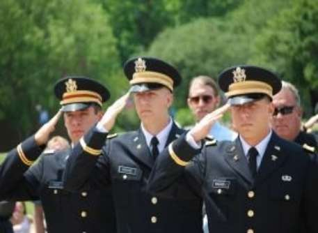 The final word on saluting? ARSTAF CWO weighs in