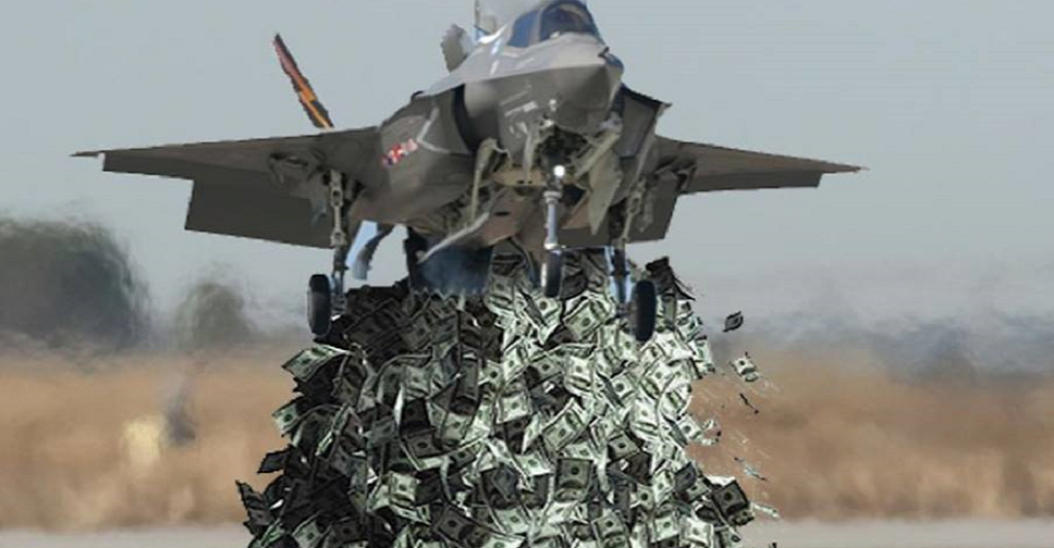 The F 35 Quot Money Pit Quot Strike Fighter Just Read An