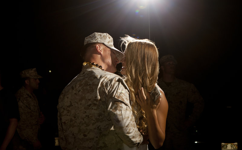 dating a military officer