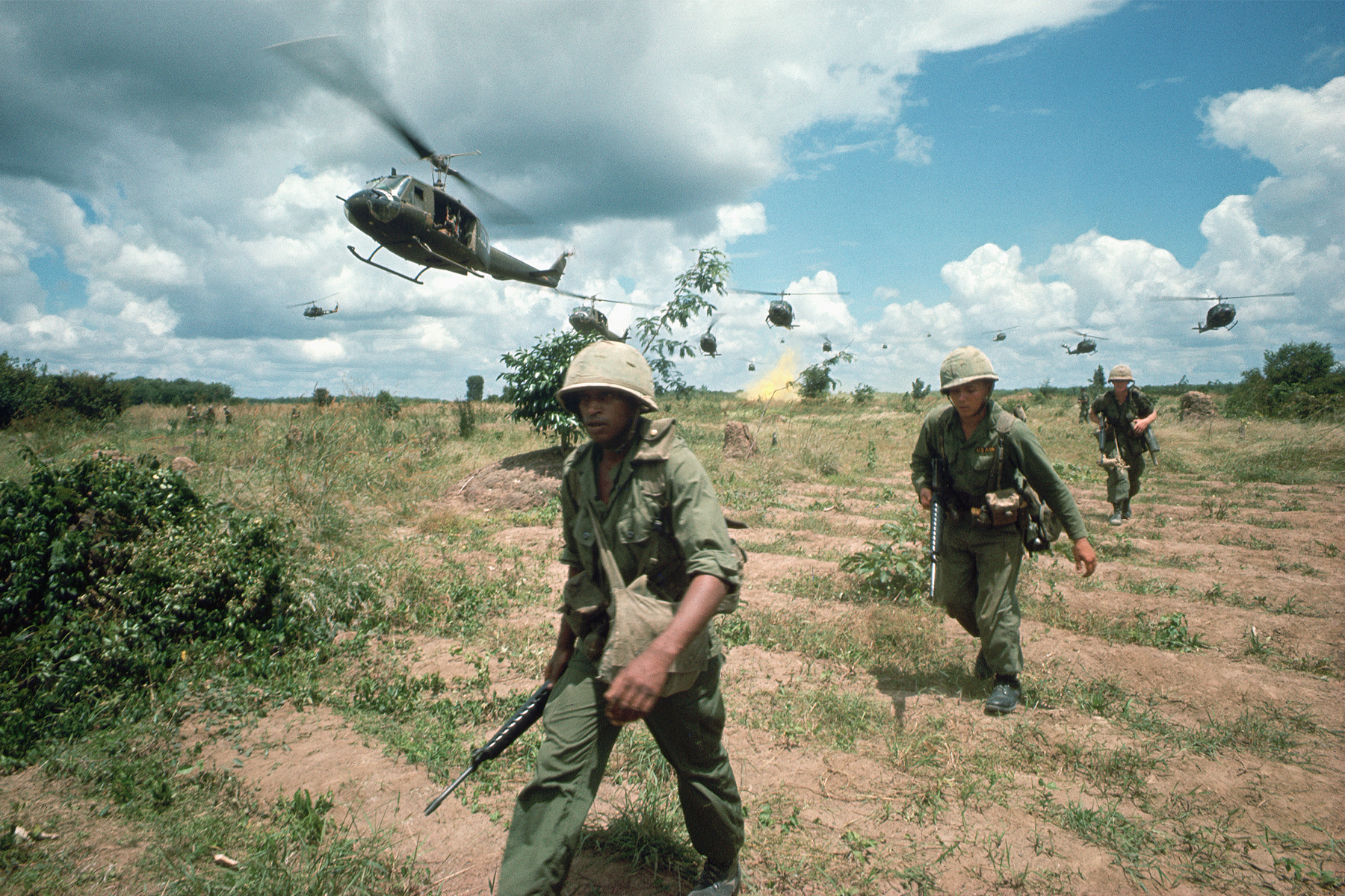 the wars of vietnam The causes of the vietnam war were derived from the symptoms, components and consequences of the cold warthe causes of the vietnam war revolve around the simple belief held by america that communism was threatening to expand all over south-east asia.