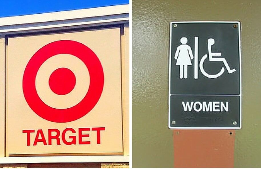Target Bathroom Controversy: Conservative Group Testing ...  |Target Store Restroom