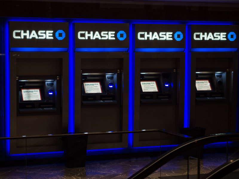 Operation Icarus continues, banking systems taken down, Chase Bank