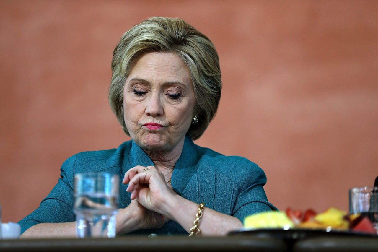 is hillary clinton finally about to meet with the fbi