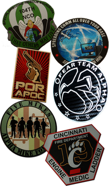 I ve only used Mutiny for custom velcro or vinyl patches. Where do you get  your custom patches   48d8e6d18ff1