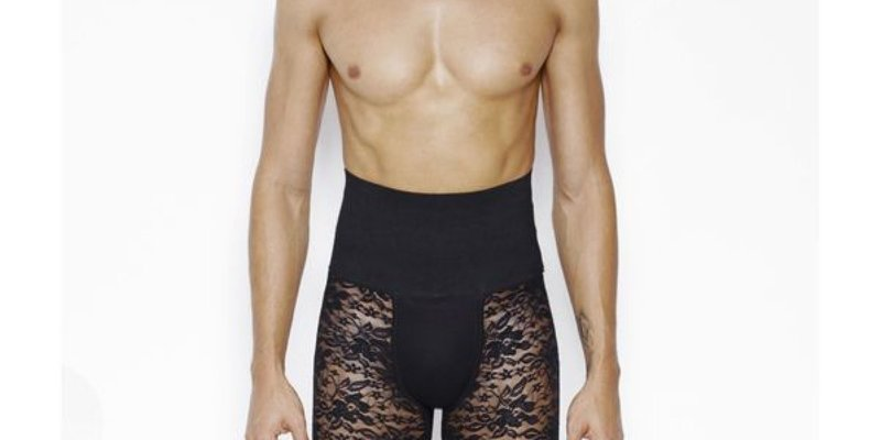 bebf37c66 This Brand Is Making Dude Lingerie -- And It s Gorgeous