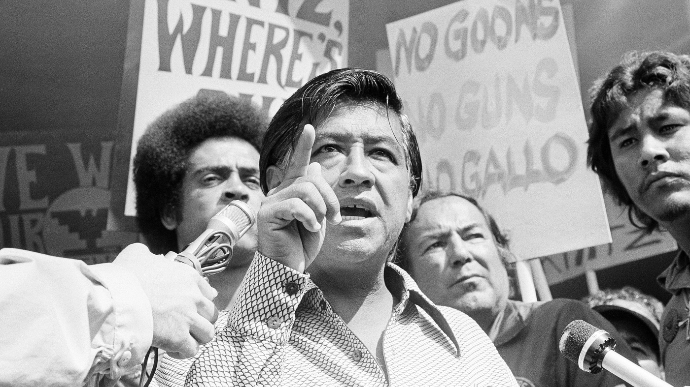 a focus on the mexican american heritage and their outsptanding skosperson cesar chavez Chávez, a mexican-american farm opportunity, but also a respect for their culture and heritage an era of social change 769 a in the 1920s, thousands of.