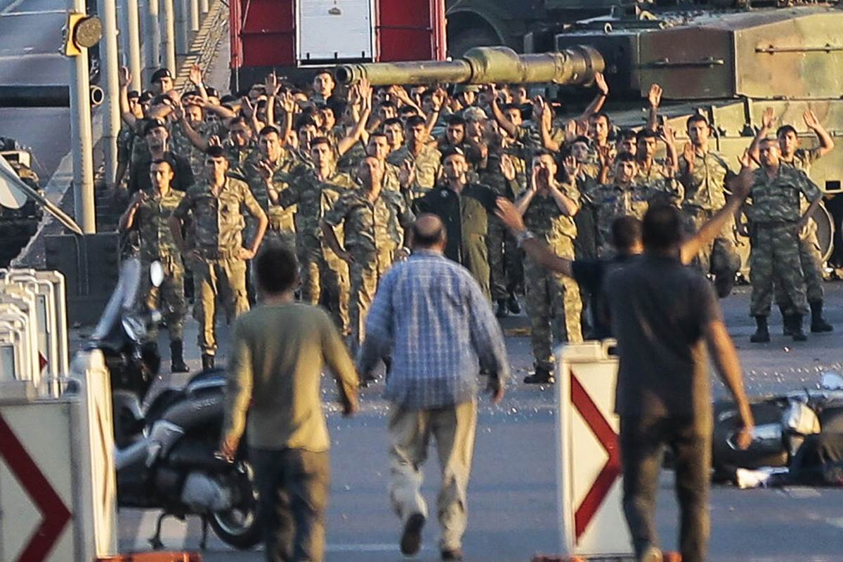 an analysis of the attempted coup in turkey 5 july coup analysis how erdogan's anti-democratic government made turkey ripe for unrest by yüksel sezgin, syracuse university on friday, a part of the turkish military attempted a coup.