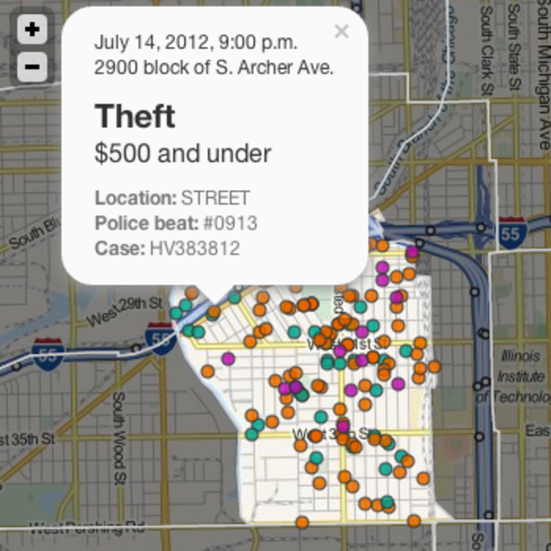 Crime in Chicago -- Chicago Tribune   RallyPoint