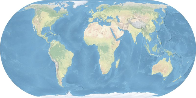 Here S A Global Heatmap Of People With Your Last Name Rallypoint