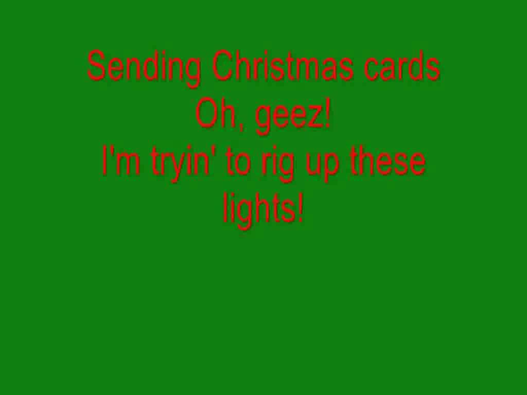 The 12 Pains Of Christmas.Bob Rivers 12 Pains Of Christmas With Lyrics Youtube