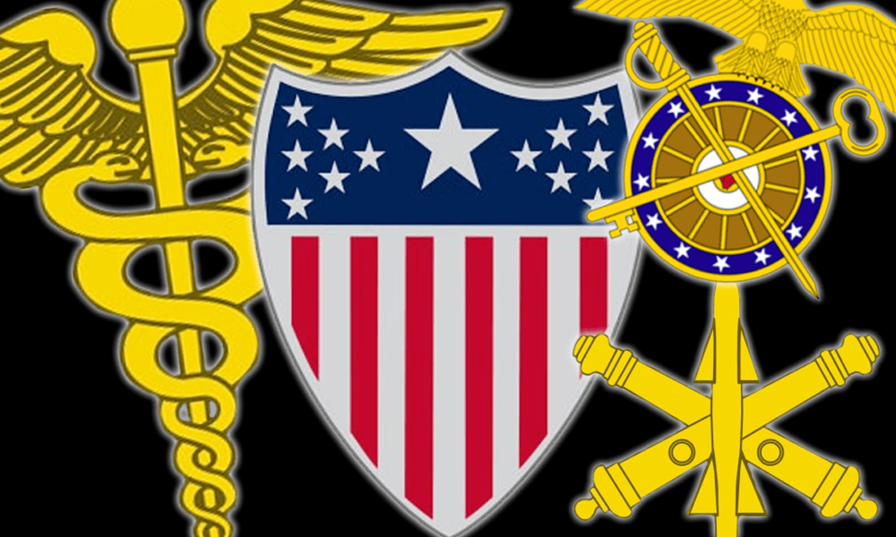 DUFFEL BLOG PRESENTS: Army Heraldry Meanings