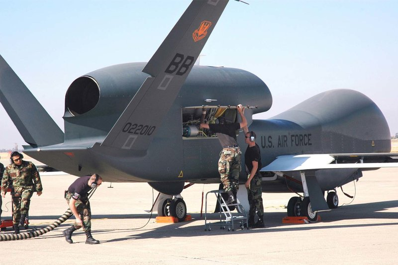Air Force Drone Pilot >> Air Force May Select First Enlisted Drone Pilots This Month